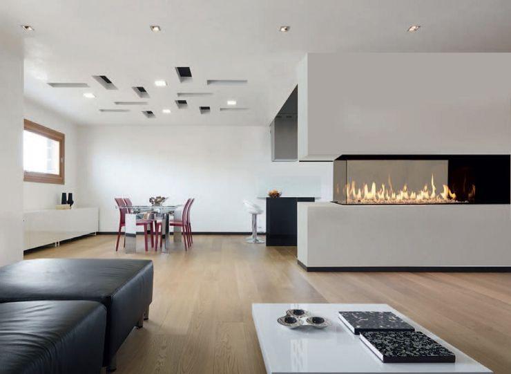 M-Design Room divider Anglia Fireplaces & Design Ltd Salas/RecibidoresChimeneas y accesorios