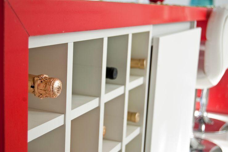 Cocina termoformado blanca Muebles muc. HogarDecoración y accesorios