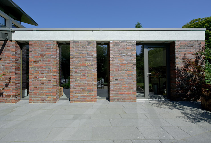 Möhring Architekten Garajes de estilo moderno