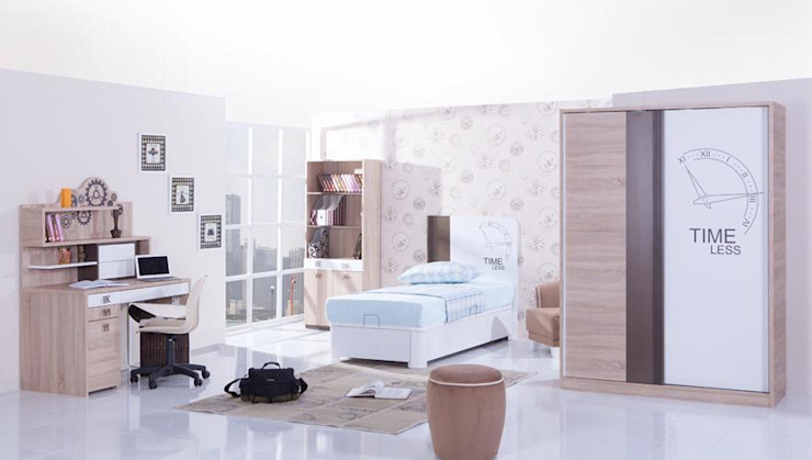 MUNGAN INTERIOR DESIGN Nursery/kid's roomBeds & cribs