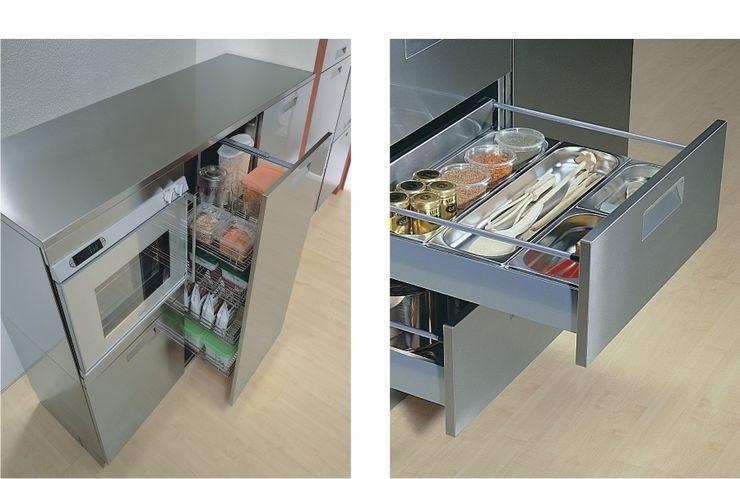 bettini design KitchenCabinets & shelves