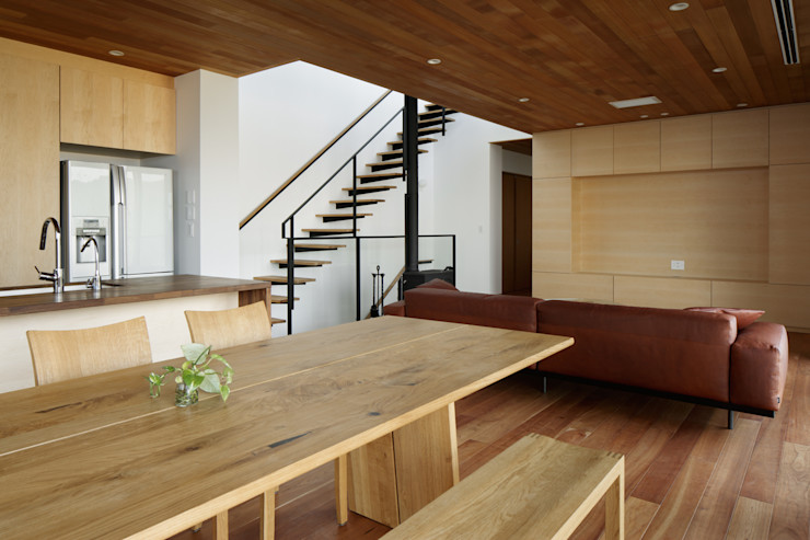 atelier137 ARCHITECTURAL DESIGN OFFICE Scandinavian style dining room