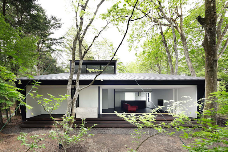 atelier137 ARCHITECTURAL DESIGN OFFICE Modern houses White