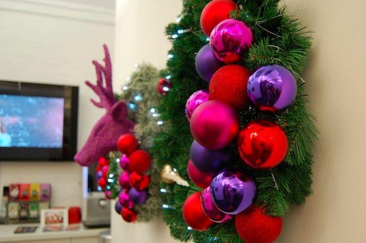 Commercial Christmas Styling Bhavin Taylor Design Edificios de oficinas