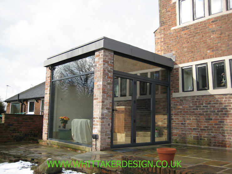 Extension to a Grade II Listed Building WHITTAKER DESIGN
