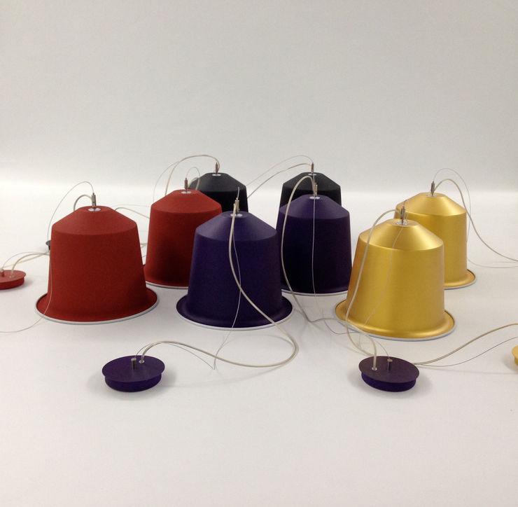 Lámpara de suspensión colors light Be&Bo Furniture Design ComedorIluminación