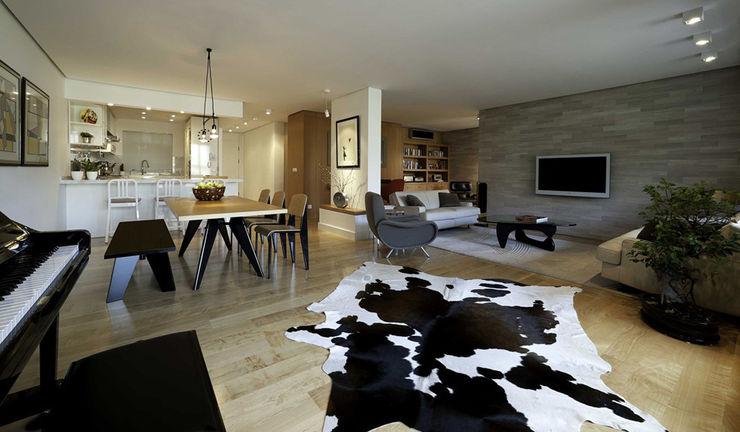 homify Salas de estilo moderno