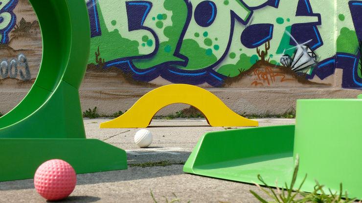 defacto.design Garden Swings & play sets