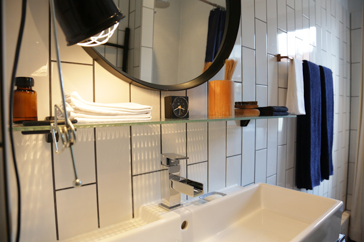 edit home staging Eclectic style bathrooms