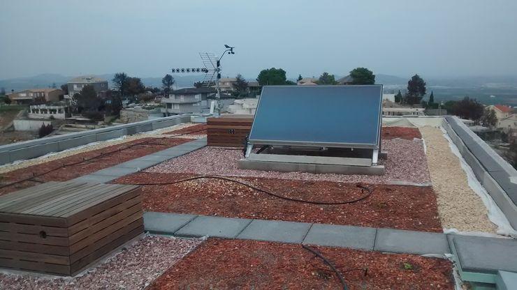 Estudio1403, COOP.V. Arquitectos en Valencia Flat roof