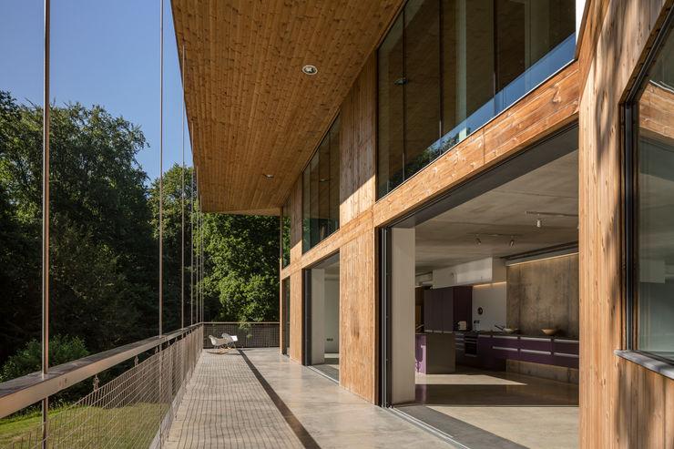 Red Bridge House Smerin Architects