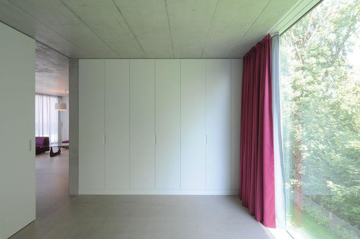 amreinherzig Minimalistyczna sypialnia