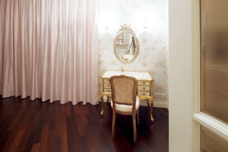 Порядок вещей - дизайн-бюро Classic style bedroom