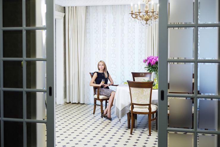 Порядок вещей - дизайн-бюро Classic style dining room