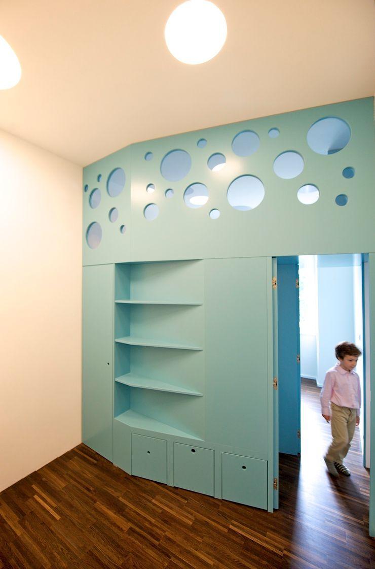 3rdskin architecture gmbh DormitoriosArmarios y cómodas