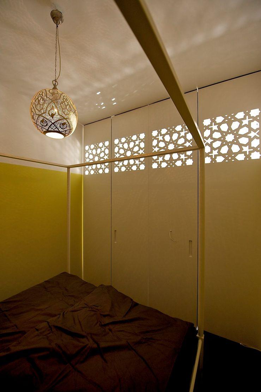 3rdskin architecture gmbh DormitoriosCamas y cabeceros