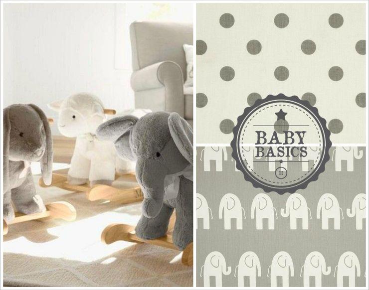 Rocking Elephant Inspiration BabyBasics Habitaciones infantilesAccesorios y decoración