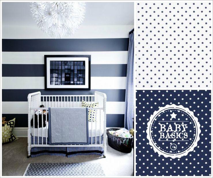 Navy Inspiration BabyBasics Habitaciones infantilesAccesorios y decoración