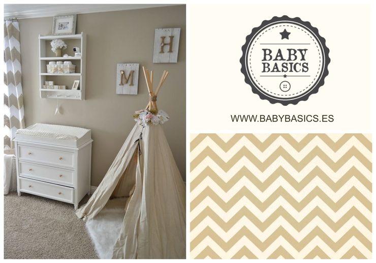 Play Tents Inspiration BabyBasics Habitaciones infantilesAccesorios y decoración