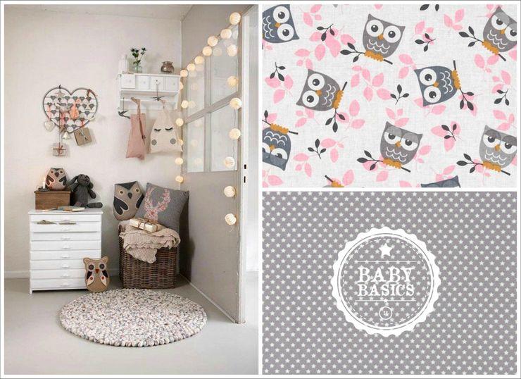 Scandinavian Owl Inspiration BabyBasics Habitaciones infantilesAccesorios y decoración