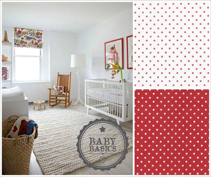 Red Touch Inspiration BabyBasics Habitaciones infantilesAccesorios y decoración