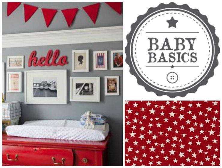 Red Sky Inspiration BabyBasics Habitaciones infantilesAccesorios y decoración