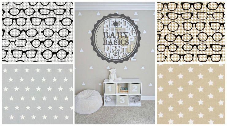 Retro Specs Inspiration BabyBasics Habitaciones infantilesAccesorios y decoración