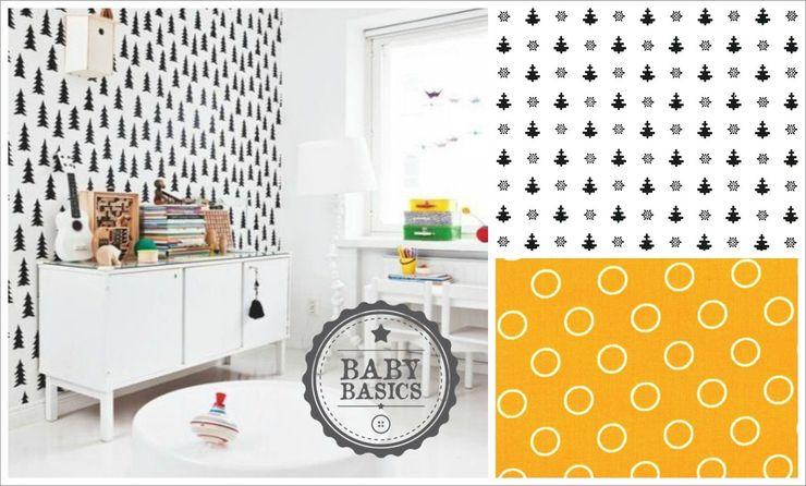 Scandinavian Forest Inspiration BabyBasics Habitaciones infantilesAccesorios y decoración