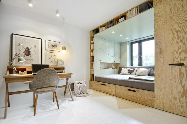 INT2architecture Dormitorios infantiles de estilo escandinavo