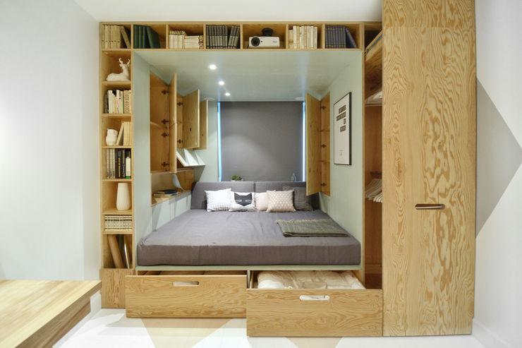 INT2architecture غرفة الاطفال