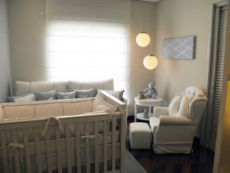 homify Habitaciones de bebé