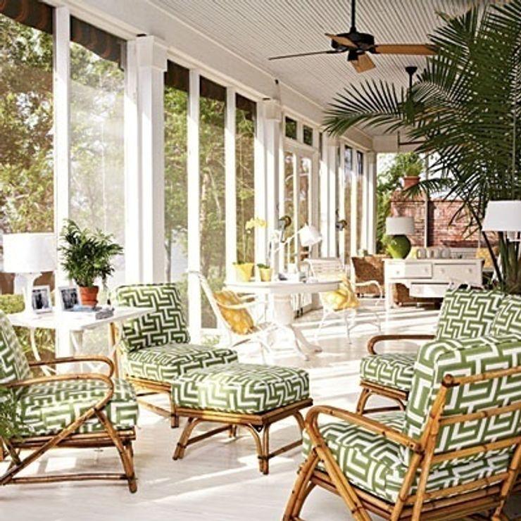 Northern Territory Bella life Style Balcones y terrazas tropicales