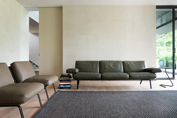 Durlet Newport by Alain Monnens KwiK Designmöbel GmbH Moderne Wohnzimmer