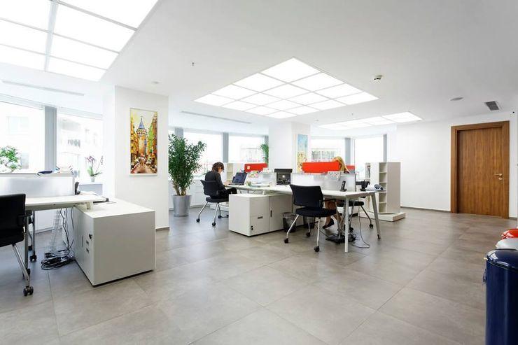 AKIN HUKUK OFİSİ DICLE HOKENEK ARCHITECTURE Ofisler ve Mağazalar