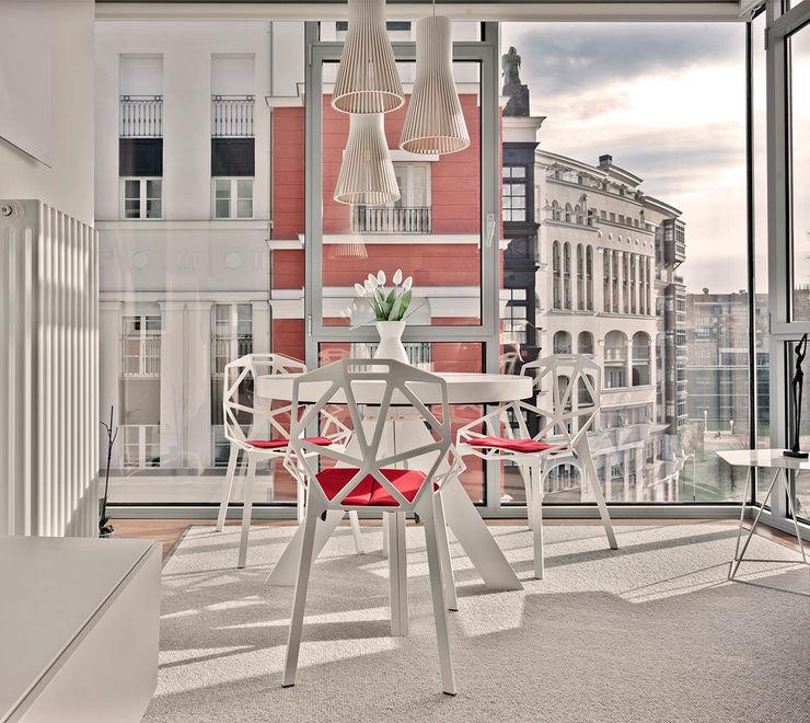 Urbana Interiorismo Modern dining room