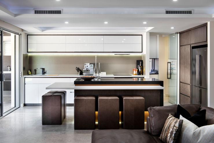 Menora Residence Moda Interiors Кухня