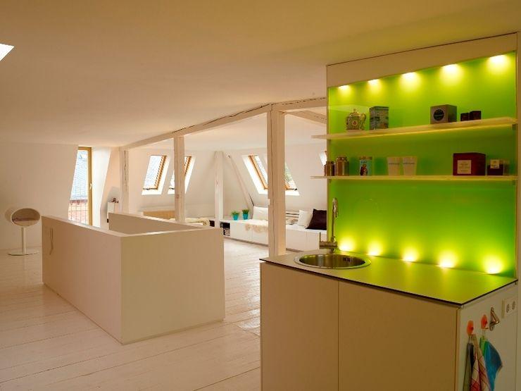 Teeküche InteriorPark. Moderne Küchen