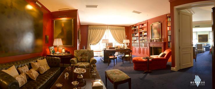 Despacho Bernadó Luxury Houses Estudios y despachos de estilo clásico