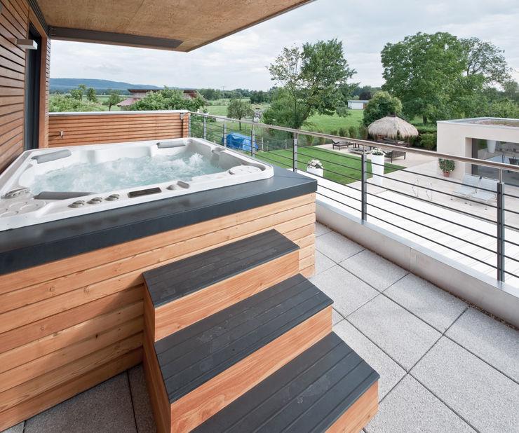 Grossmann Architekten Modern Spa
