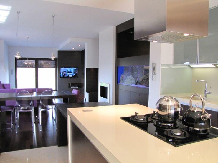 Fabryka Wnętrz Modern kitchen