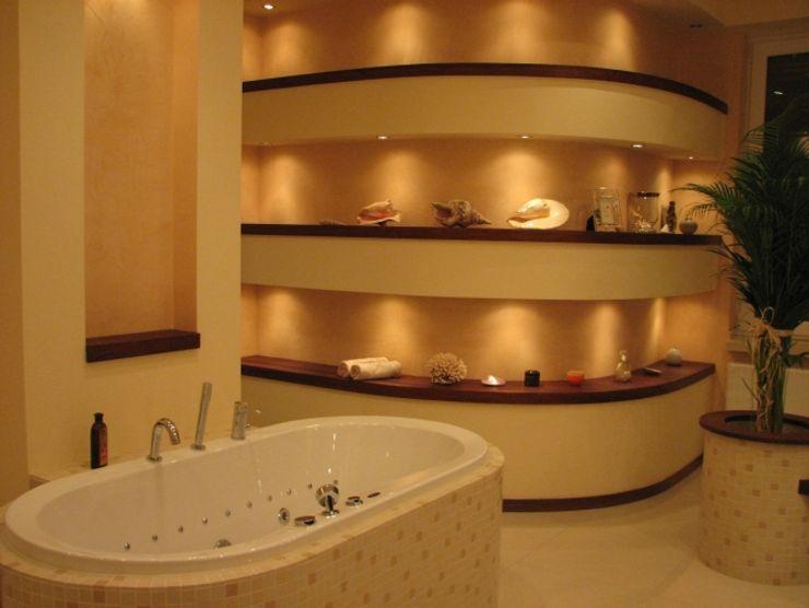Fabryka Wnętrz Modern bathroom