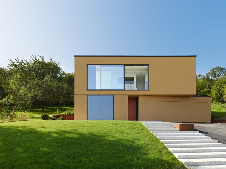 Haus R archifaktur Minimalistische Häuser