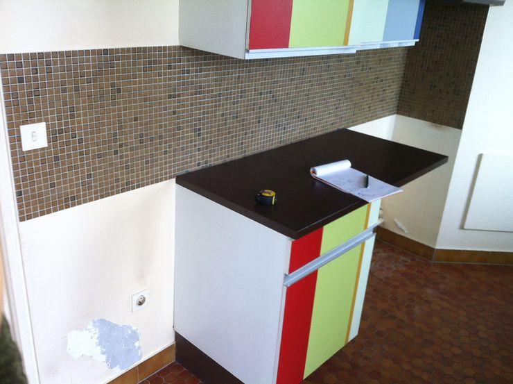 Parisdinterieur Scandinavian style kitchen