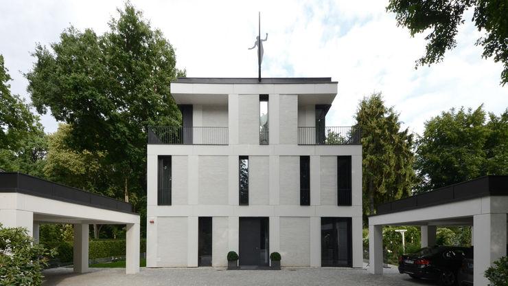 SHSP Architekten Generalplanungsgesellschaft mbH Casas multifamiliares
