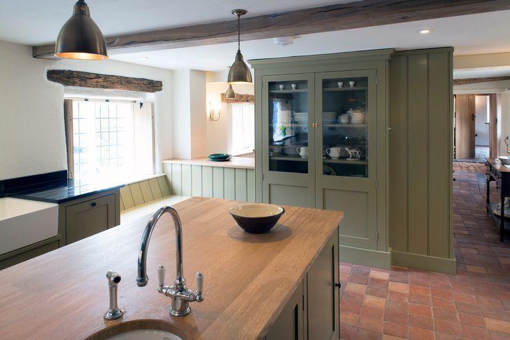 Projects / Kitchens Hartley Quinn WIlson Limited Nhà bếp phong cách đồng quê