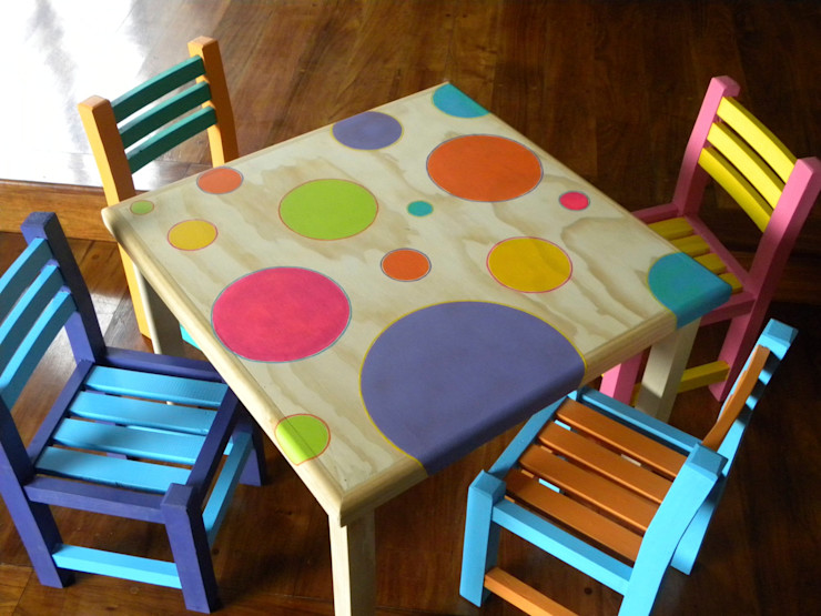 Libel Chambre d'enfantsBureaux & chaises