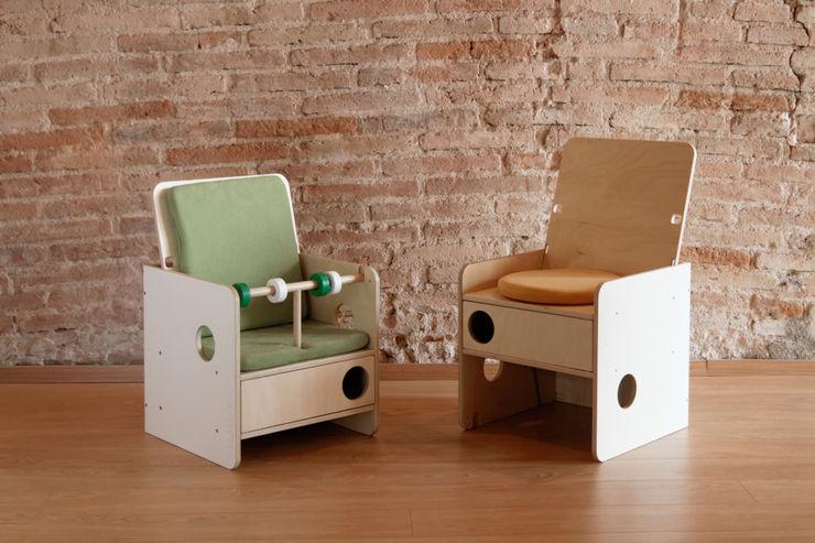 SILLA BEBÉ OSIT nuun kids design HogarArtículos del hogar