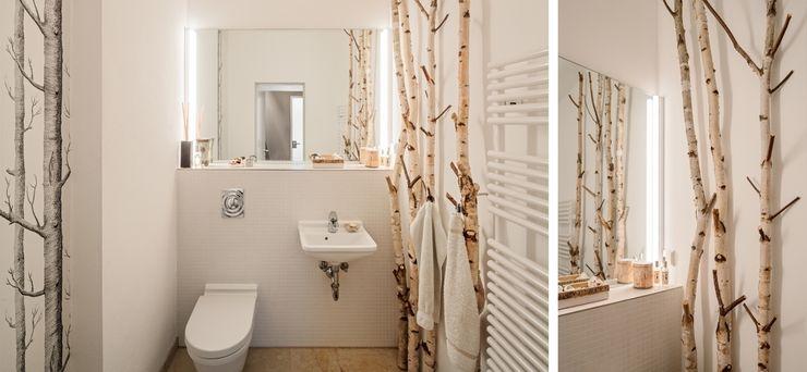BERLINRODEO interior concepts GmbH Modern Bathroom