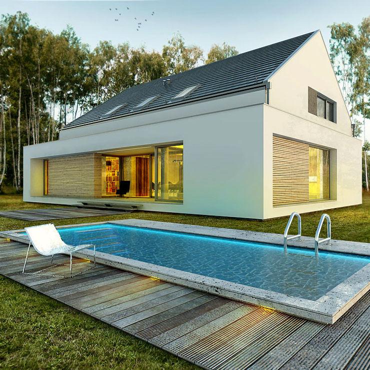 doomo Casas estilo moderno: ideas, arquitectura e imágenes
