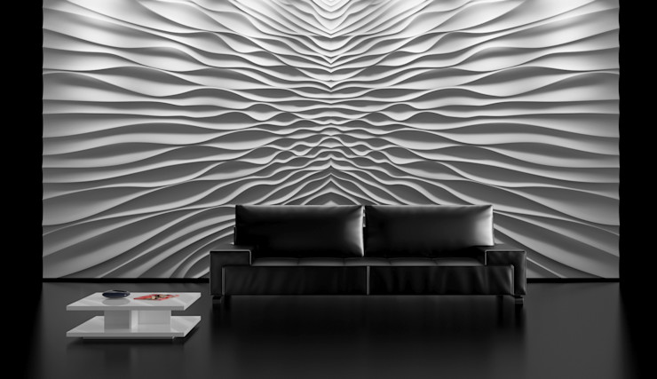 Loft Design System Deutschland - Wandpaneele aus Bayern Eclectic style living room